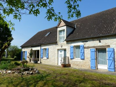Photo for Homerez last minute deal - Amazing house with garden and terrace