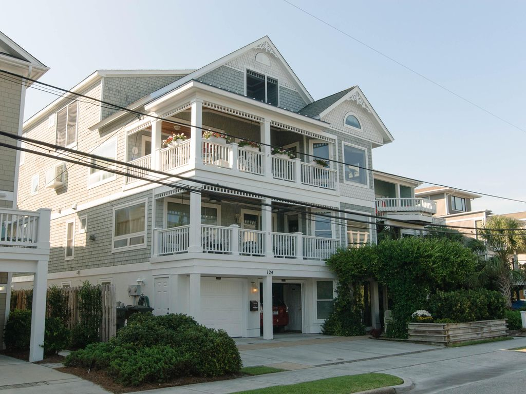 Wrightsville Beach House Al Street View Of Property