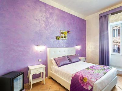 Photo for ART LODGE | Colorful apartment near Vatican