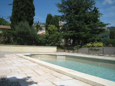 Photo for CHARMING VILLA IN THE HEART OF THE VILLAGE OF SAINT-SATURNIN -LES-APT