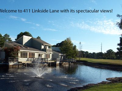 Linkside 411, Expansive Lake, Bay and Golf Course Views! Free Activity Passes, Golf Cart Included