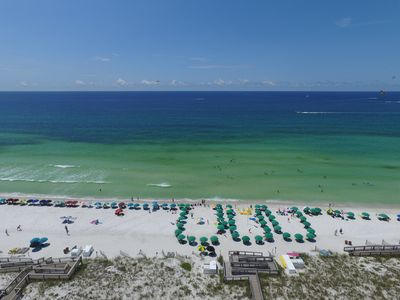 Photo for Unit 706 - East Gulf View! Platinum Unit at the Silver Rate