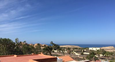 Photo for Bungalow with sea view La Pared