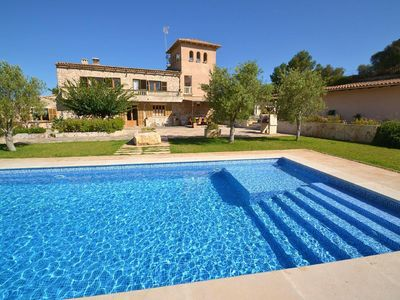 Photo for Holiday house Manacor for 10 persons with 5 bedrooms - Holiday house