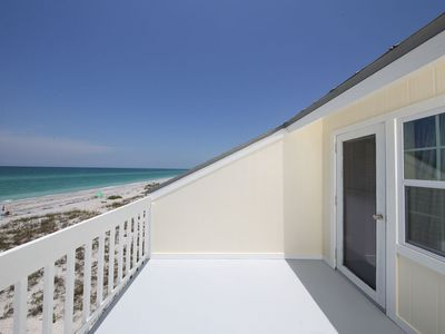 Photo for 3 Bedroom beach front condo!