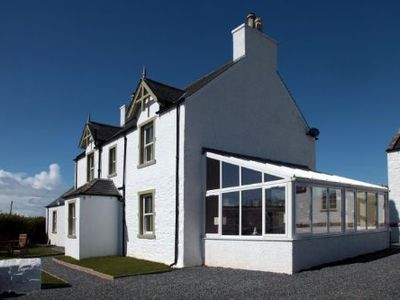 Photo for 4* Peaceful 4 Bedroom Farmhouse in Galloway Close to Pretty Bay.  Dog Friendly