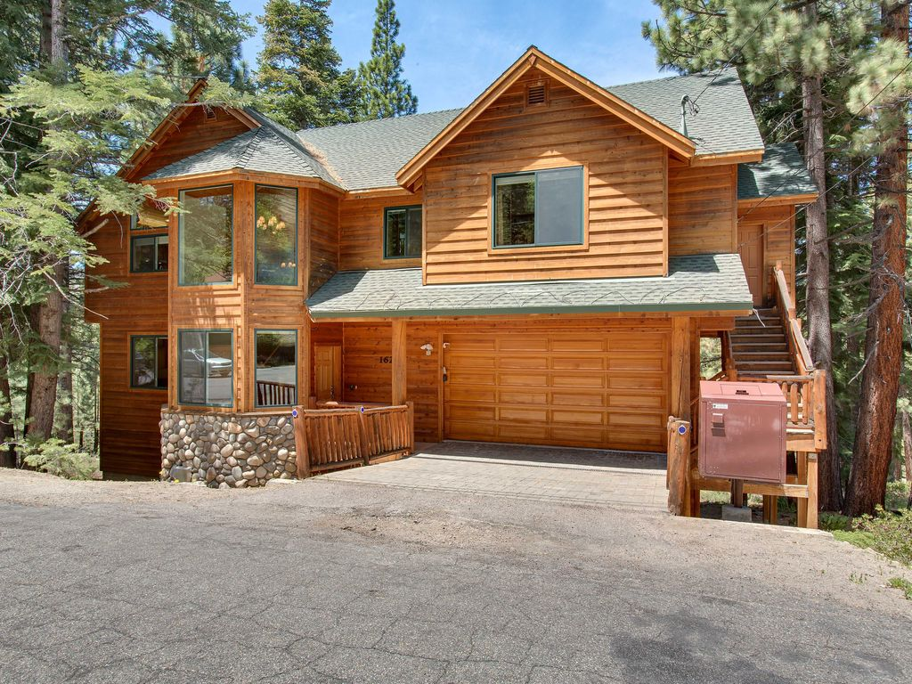 Splendid lodge w indoor heated swimming pool and more 7 for Echo lake ca cabine