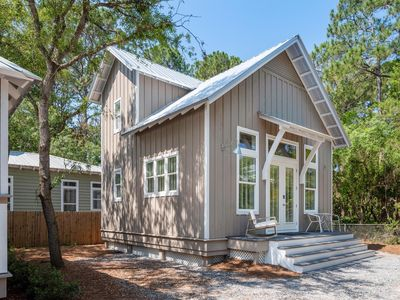 Photo for Bella Luna: Brand New Grayton Beach Cottage - 2 Bikes Included!
