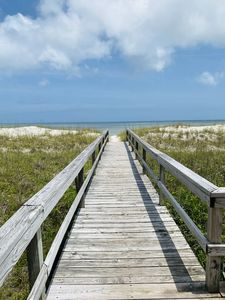 Photo for Beach front condo with beautiful ocean views