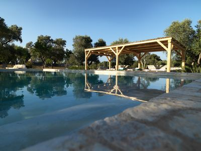 Photo for Trulli of charm in secular olive grove, 20 minutes from the sea of ​​Ostuni