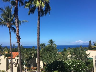 Photo for Palms at Wailea #1101 Great Ocean Views! Large Sun Deck!  2/2 Great Rates!