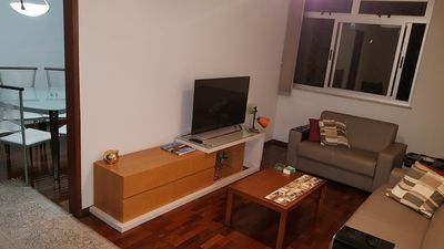 Photo for 1BR Apartment Vacation Rental in Coracao de Jesus, MG