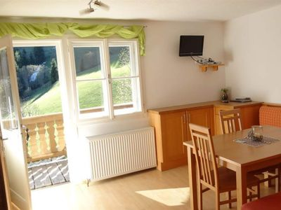 Photo for App. Rosi / 1 bedroom / bath, WC - Brandebengut, farm