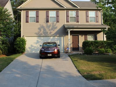 Photo for Mi-casa (5) 3 Bedrooms 2.5 Baths Douglasville Home