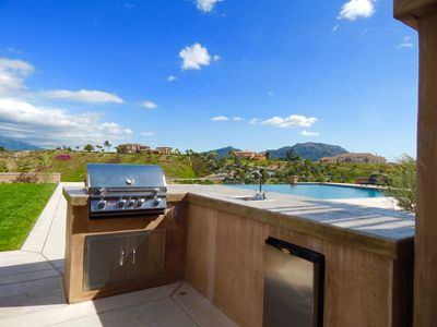 Photo for VIEWS FOR DAYS WITH 80 FOOT POOL, LARGEST RESIDENTIAL POOL IN TEMECULA!