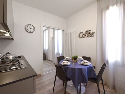 Apartment ideal for couples with canal view, washing machine and dryer - Biennale
