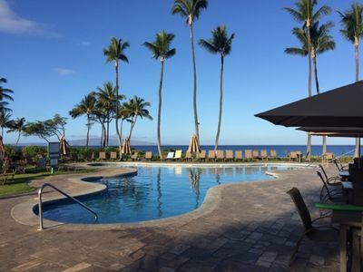 Photo for 9B EKAHI VILLAGE-ONE BEDROOM/BATH, GARDEN VIEW - 1 MINUTE STROLL TO BEACH!