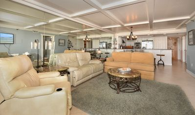 Photo for CH113 - Luxury at it's finest.  Gorgeous ground floor unit on car free beach