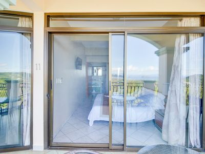 Photo for Hotel-style room w/ balcony, ocean view & shared pool - drive to the beach!