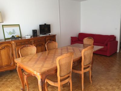 Photo for IDEAL Val de Grace / Luxembourg Gardens: Large Flat