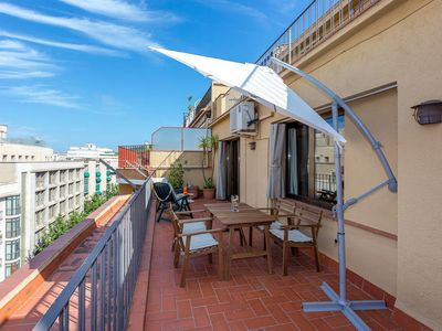 Photo for Unique PENTHOUSE in Sant Antoni