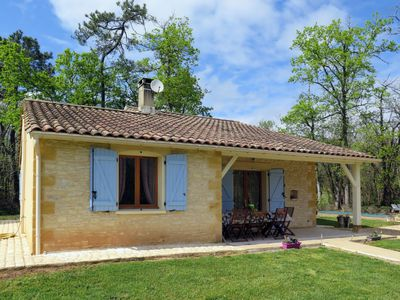 Photo for Vacation home Au Cayroux (BSB302) in Blanquefort-sur-Briolance - 6 persons, 2 bedrooms