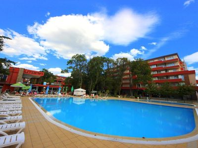 Photo for Zornitsa B38 - Family apartment for 6 adults in the centre of Sunny Beach