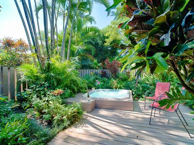 Photo for Princeville Orchid House: 2  BR, 2  BA House in Princeville, Sleeps 4