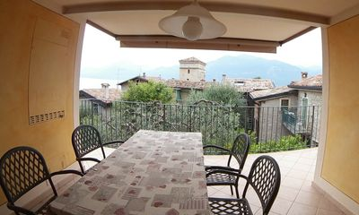 Photo for Apartment with terrace on the first floor