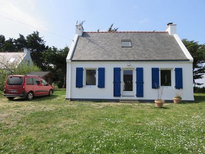 Photo for Belle Ile: Fully Renovated House Near Palace - Sea view - beach at 50m