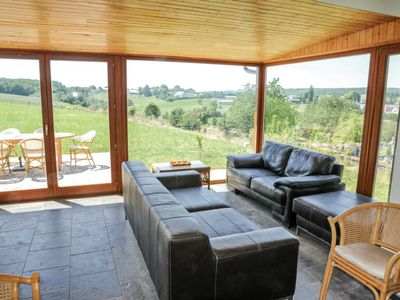 Photo for Vacation home A cote de L'epicerie in Bonsin - 9 persons, 3 bedrooms