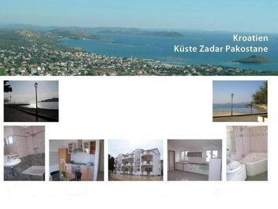 Photo for Holiday apartment Pakostane for 2 - 3 persons with 1 bedroom - Holiday apartment