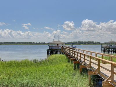 Photo for Fantastic Large Home on the Water with Sleeping Space for 22!