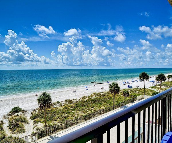 Ocean Sands 504 Beachfront Studio Condo 513