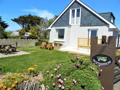 Photo for Restharrow Family Holiday Let in Trebetherick with beautiful views