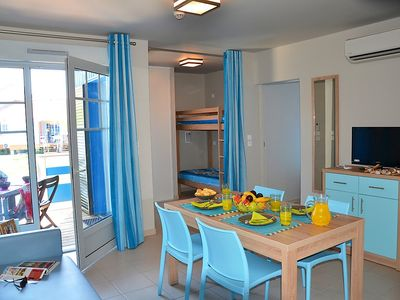 Photo for House in Marseillan with Internet, Pool, Air conditioning, Parking (487341)