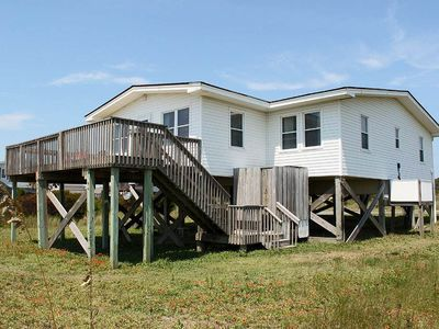 Photo for Charlotte's Perch: 4 BR / 2 BA home in Oak Island, Sleeps 10