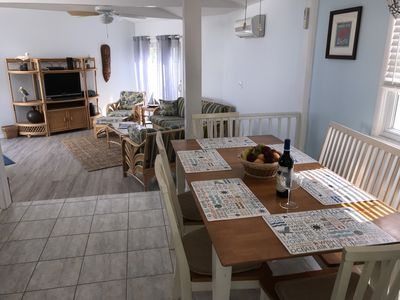 Photo for Beach side 4BR in the heart of Beach Haven (LBI)