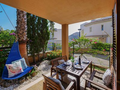 Photo for House with stylish decor, garden and terrace, close to beach, air conditioning,