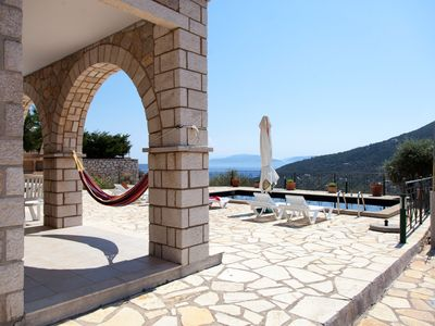 Photo for Villa Emma  (2 level  120sq/m) With Panoramic Sea View And Private Swimming Pool