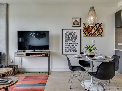 Photo for 1BR Apartment Vacation Rental in Austin, Texas