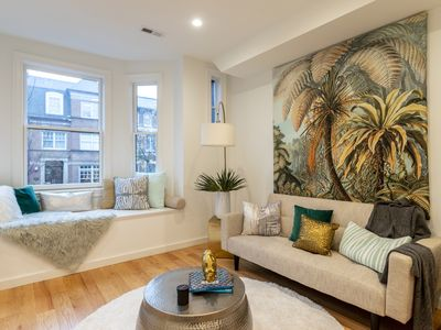 Photo for Lux, Stylish 1 BR Kalorama Condo