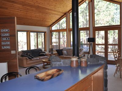 Photo for Updated Family Friendly Glaze Meadow Cabin