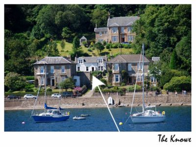 "Photo for Charming Coastal Cottage Tucked Into ""Argyll's Secret Coast"" Wonderful views"