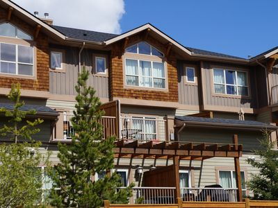 Photo for Best Views In Canmore! 3 Bedrooms, Family Friendly And Close To Everything!