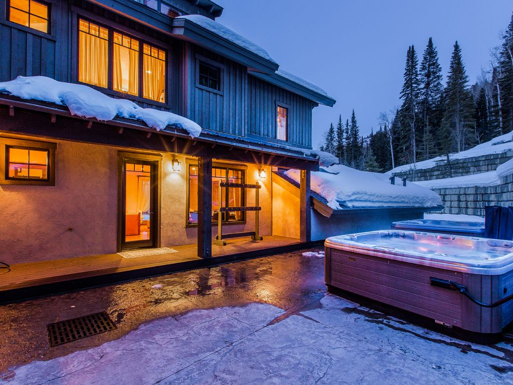 Chalet in exclusive community homeaway steamboat springs falaconquin