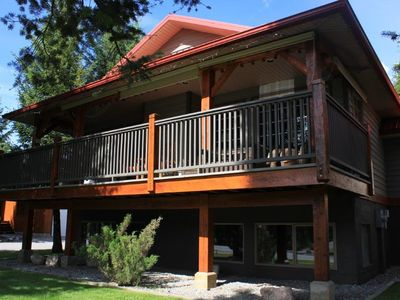 Photo for Windermere Copperpoint Golf/Ski/Snowmobile Family Chateau, Invermere.