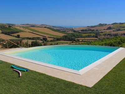 Photo for Boutique Farmhouse in Fermo with Swimming Pool