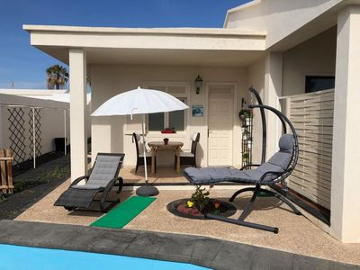 Photo for Depandance in Villa with pool / electric bike and breakfast all inclusive