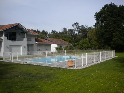 Photo for Self catering villa in an enclosed park with trees
